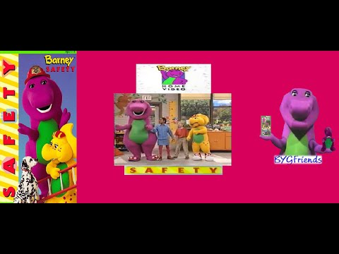 barney-home-video:-barney-safety-vhs-(1998-actimates-re-print)