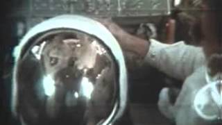 Apollo 11 Onboard TV Transmissions Clip#1