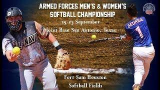 Army vs USAF: 2017 Armed Forces Men