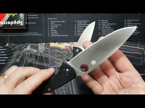 Spyderco Tenacious And Resilience Humbled Me... REVIEW