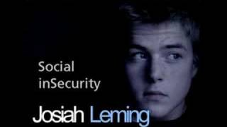 Social inSecurity - Josiah Leming (Lyrics)