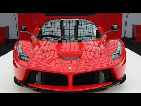 Sergio Marchionne Takes Reins at Ferrari as CEO