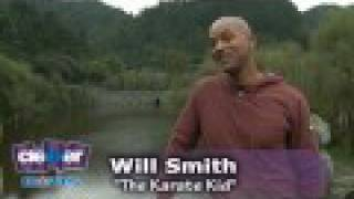 Will Smith Interview: The Karate Kid