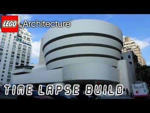 LEGO Architecture - Solomon R. Guggenheim Museum (2009)