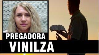 RÁDIO PES DE CRISTO - PREGADORA - MARIA VINILZA