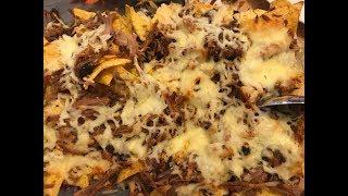 PULLED PORK NACHOS - deutsches Grill- und BBQ-Rezept - 0815BBQ
