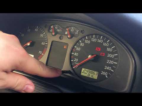 VW Passat Service Reset - VW Passat Service Interval Reset