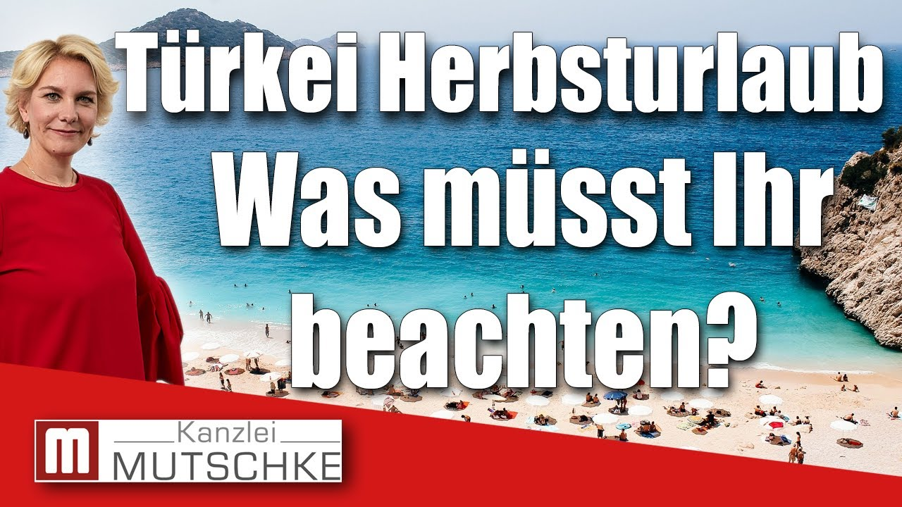 Türkei Urlaub Was Beachten