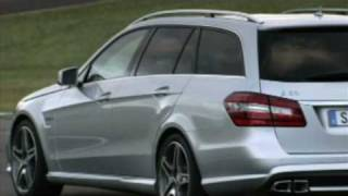 2010 Mercedes E63 AMG Estate Videos