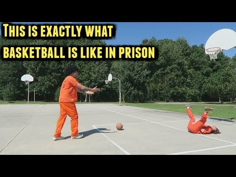 Prison Love and Basketball