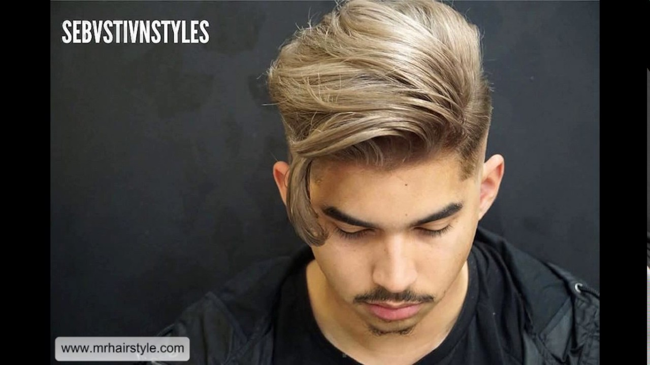 Hairstyles For Men With Long Hair On Top 45
