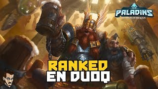 La DuoQ Ranked avec Kkeazl - 2ème Game de Placement