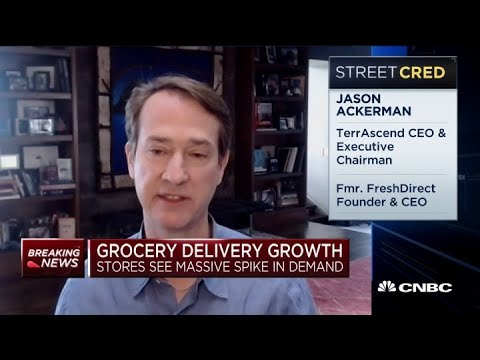 FreshDirect founder on how coronavirus is changing grocery shopping