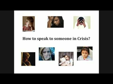 CalVCP Trauma-Informed Services Training: Speaking with People in Crisis