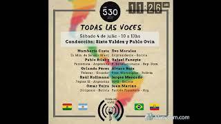 Evo Morales en Todas Las Voces: Habla de la Alianza Murillo - Añez - Mesa