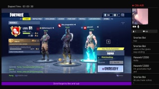 Fortnite BATTLE ROYALE 30$ Giftcard giveaway ends soon IF U WANT IT JOIN THE STREAM AND ILL TELL YOU