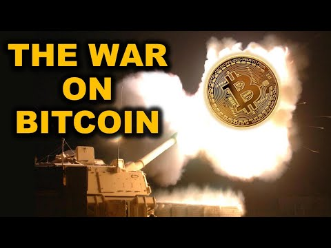 The War On Bitcoin   Is This The Next Version Of Censorship?