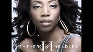 Watch Heather Headley One Last Cry video