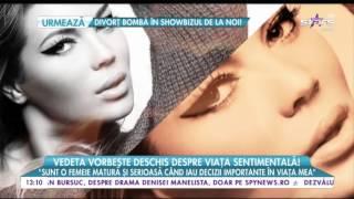 Gina Pistol regretă relaţia cu Alin Cocoş?