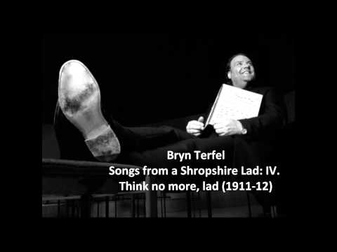 "Bryn Terfel: The complete ""Songs from a Shropshire Lad"" (Butterworth)"