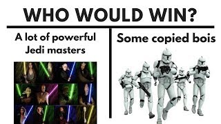 Star Wars Memes #17 (80,000 Subscribers Special)