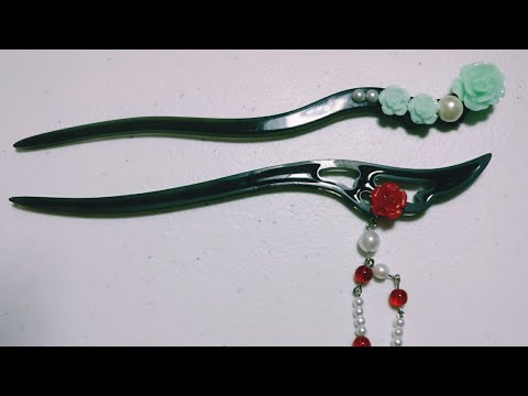 DIY Tutorial - Chinese Hair Stick
