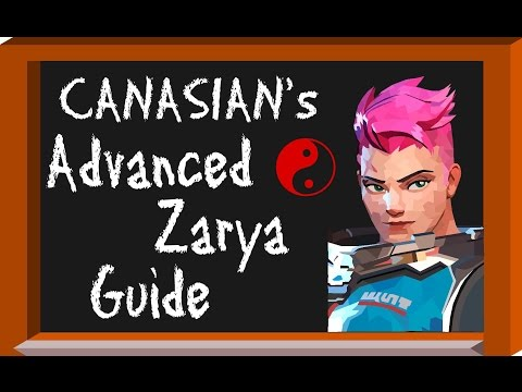 GM Zarya Advanced Guide: Mechanics, Tips, and Tricks