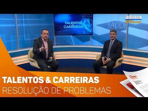 Talentos & Carreiras: resolução de problemas - TV SOROCABA/SBT