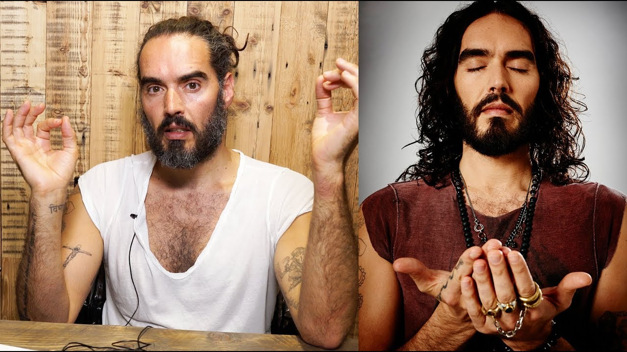 Meditation For Beginners! | Russell Brand