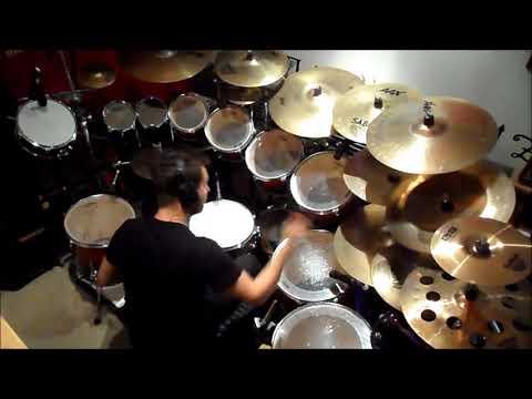 Thin Lizzy -  Massacre Drum Cover mp3