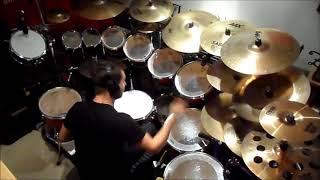 Thin Lizzy Massacre Drum Cover