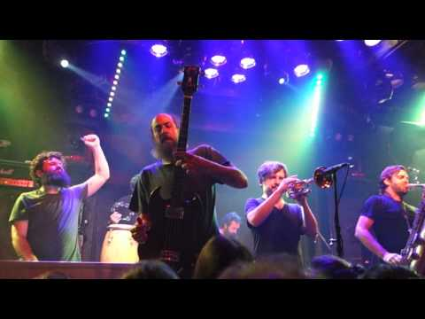 The Budos Band-Black Venom Live ( Thessaloniki)