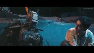 [10из10] Отзыв + русский трейлер - Робот по имени Чаппи (Chappie) Проект: Киноман