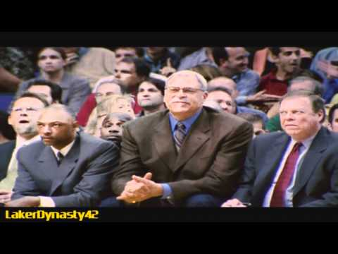 2001-02 Los Angeles Lakers Championship Season Part 3/4
