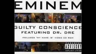 Eminem - Guilty Conscience (Instrumental)