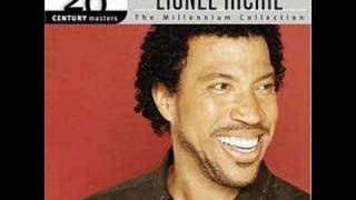 Deep River Woman - Lionel Richie
