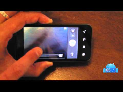 Ausdroid - UI Walkthrough - LG Optimus 2X
