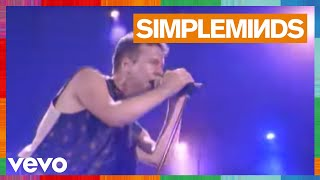 Simple Minds - Ghostdancing (Live)