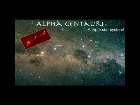A Journey to Alpha Centauri  - Christian Marois (SETI Talks 2017)