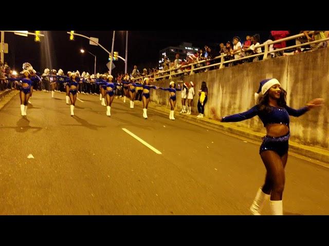 2018-19 JSU Prancing J-settes (B I L G) Christmas Parade