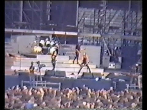 Metallica - Live in Chorzów, Poland (1991) [Full show]