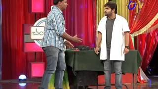 Jabardasth - జబర్దస్త్ - Chalaki Chanti Performance on 27th March 2014