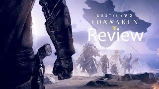 Destiny 2 Forsaken Xbox One X Gameplay Review