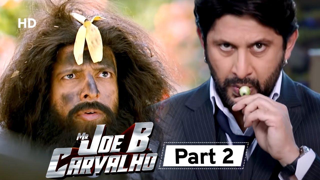 Download Mr Joe B. Carvalho - Part 2 - Superhit Comedy Movie - Arshad Warsi - Javed Jaffrey - Vijay Raaz