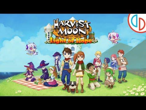 Harvest Moon: Light of Hope Special Edition - yuzu Emulator 133 [1080p] - Nintendo Switch - 동영상