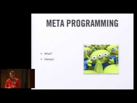 From .NET to Ruby - Michael Wawra