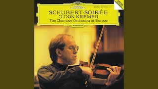 Schubert: Rondo For Violin And Orchestra In A, D.438 - Adagio- Allegro giusto