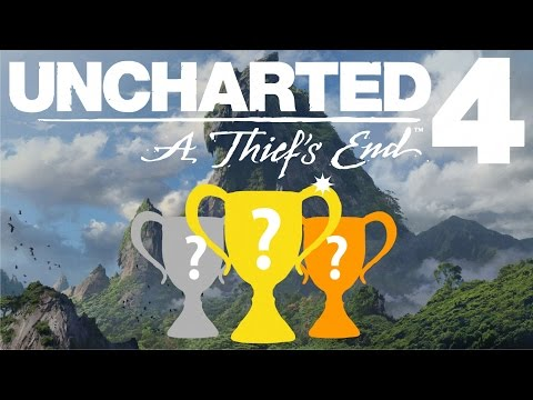 UNCHARTED 4 - ALL chapter-specific hidden trophies (SPOILERS) [Commentary]