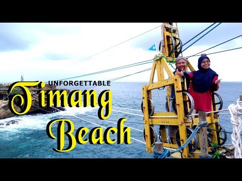 Unforgettable Timang Beach [Challenge Your Fear][ENG subtitle]