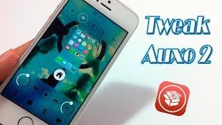 Auxo 2 | El Mejor Tweak de Cydia para tu Multitarea | iOS 7 Video